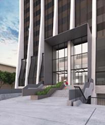 Wells Fargo Tower & Data Processing <br> Building